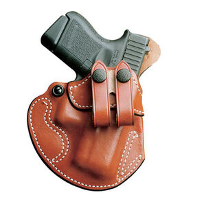 DeSantis Cozy Partner S&W M&P Shield 45 IWB Holster Tan