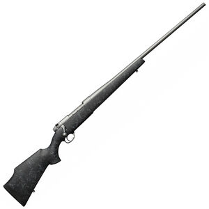 "Weatherby MK V Weathermark .308 Win Bolt Action Rifle 5 Rounds 24"" Barrel Synthetic Stock Cerakote Grey"