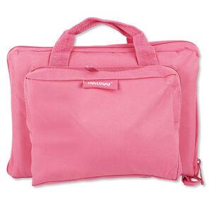 Bulldog Deluxe Range Bag with Strap Nylon Pink
