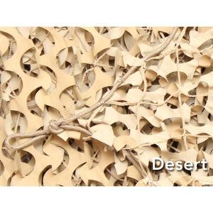 "Camo Unlimited Premium Series Military 9'10""x19""8"" 3D Leaf Like Foliage Desert"