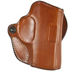 DeSantis Mini Scabbard Ruger SR9/40 Compact Belt Holster Right Hand Tan 019TAI4Z0