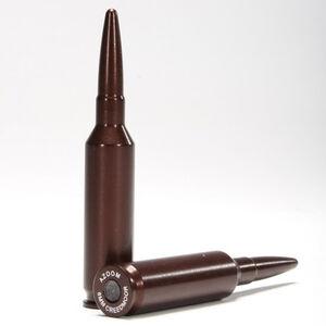 A-Zoom 6mm Creedmoor Snap Cap Aluminum 2 Pack 12305