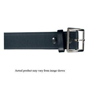 Boston Leather Garrison Wide Leather Belt 28 inch Mens Cordovan