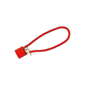 """DAC Cable Lock 15"""" California DOJ Approved Red CL012014"""