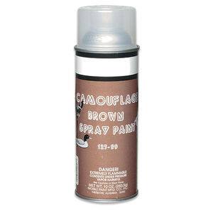 5ive Star Gear Spray Paint Can Flat Coyote Brown