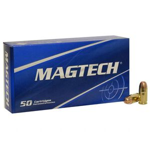 Magtech Shooting Sport .380 ACP Ammunition 95 Grain Full Metal Jacket 951 fps