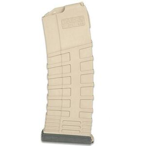 TAPCO Ruger Mini 14 Gen 2 Magazine .223/5.56 30 Rounds Polymer Dark Earth 16664