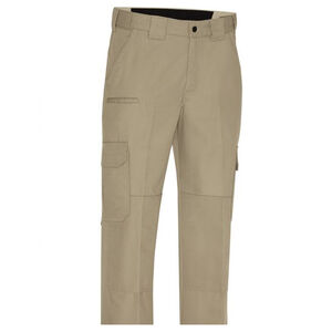 Dickies Tactical Relaxed Fit Straight Leg Lightweight Ripstop Pant Men's Waist 46 Inseam 32 Polyester/Cotton Desert Sand LP703