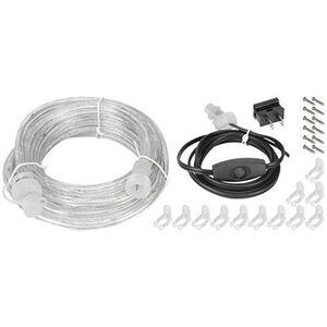 Lockdown Vault Lighting Kit Flexible LED Rope Light Clear 222020