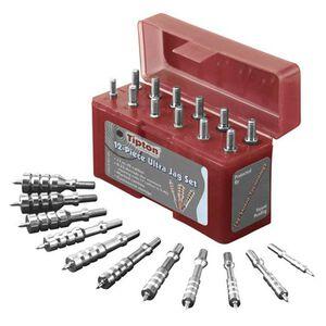 Tipton Ultra Jags 13 Piece Set .17-.45 Cal 8-32 Threads 500012