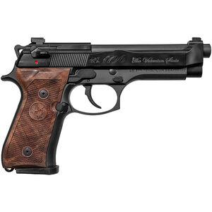 "Beretta 92G Brigadier Volunteer Limited Edition 9mm Luger Semi Auto Pistol 4.9"" Barrel 15 Rounds Decocker Tennessee Commemorative Engravings Walnut Grips Black Finish"