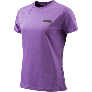 Beretta Special Purchase Women's Corporate Patch T Shirt Short Sleeve 2XL Cotton Purple