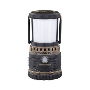 Streamlight Super Siege International White/Red LED 1100/2.7 Lumens Rechargeable Lithium Ion Battery Coyote