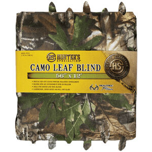 "Hunters Specialties Camo Leaf Blind Material 56""x12' Realtree Max-5 07592"
