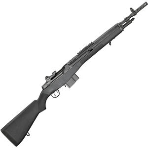 "Springfield Armory M1A Scout Squad 7.62 NATO Semi Automatic Rifle 18"" Barrel 10 Rounds Black Composite Stock"