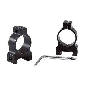 "Browning Weaver Scope Rings 1"" Diameter .300"" Height Gloss Finish Black 12555"