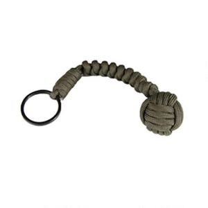 5ive Star Gear Monkey Ball Keychain Olive Drab Green