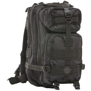 "5ive Star Gear 3TP-5S Level-III Transport Backpack 18""x10""x9.5"" MOLLE Compatible Hydration Ready Synthetic Fabric Black 6196000"