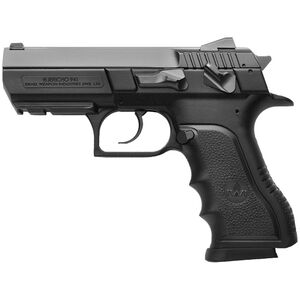 "IWI Jericho 941 PSL Mid-Size Semi Auto Handgun 9mm Luger 3.8"" Barrel 10 Rounds Adjustable Sights Polymer Frame Black J941PSL910"