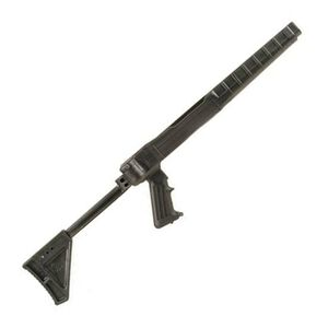 Champion Traps & Targets Lockarm Ruger 10/22 Stock Non-Folding Polymer Black 78077
