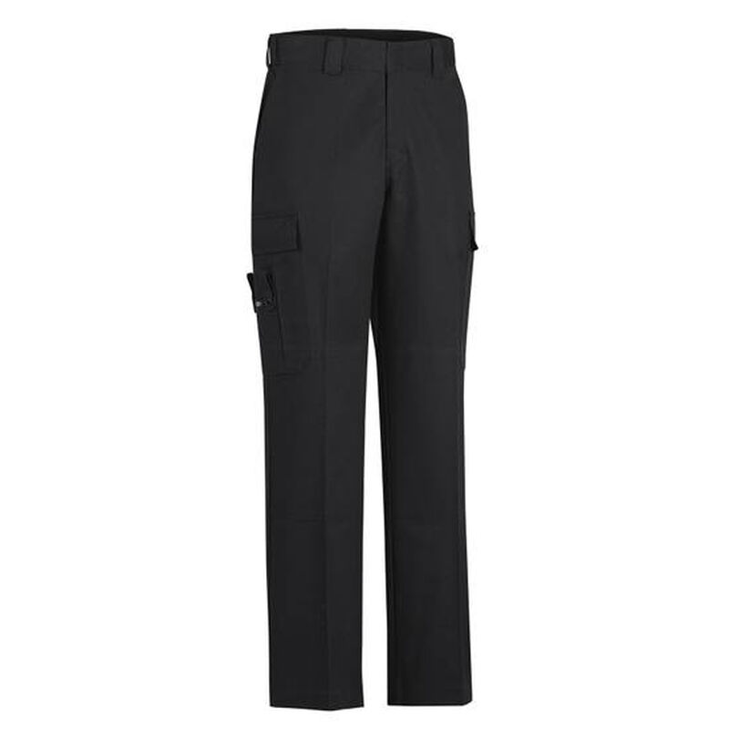 "Dickies Flex Comfort Waist EMT Pants Poly/Cotton Twill 44"" Waist 32"" Inseam Black LP2377BK 44x32"