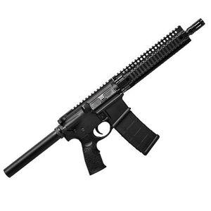 """Daniel Defense DDM4300 AR-15 Semi Auto Pistol .300 BLK 10.3"""" Barrel 30 Rounds Quad Rail Black 02-088-22179"""