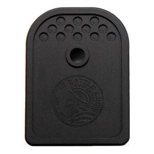 Battle Arms Development Magazine Baseplate for Glock 9mm Black