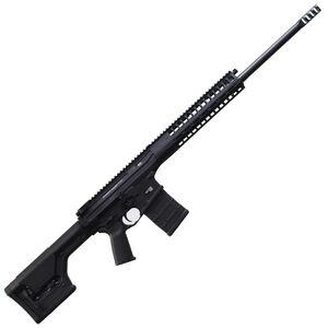 "LWRC R.E.P.R MKII 6.5CM Semi Auto Rifle 22"" Barrel 20 Rounds Magpul Stock and Pistol Grip Matte Black Finish"