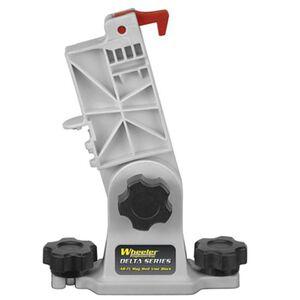 Wheeler Delta Series Tool Bench Vise Block AR-10 Polymer Gray 146200