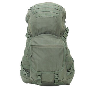 Voodoo Tactical S.R.T.P Short Range Tactical Pack With MOLLE Rain Cover OD Green 15-008204000