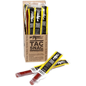 CMMG Tac Snac Pork and Beef Snack Sticks Original Flavor 12 Pack