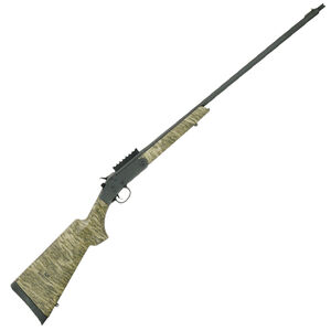 "Savage Stevens 301 Turkey Bottomlands 20 Gauge Single Shot Break Action Shotgun 26"" Barrel 3"" Chamber 1 Round Bead Sight Picatinny Rail Mount MOB Camo Synthetic Stock Matte Black Finish"