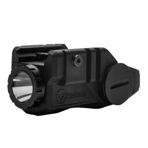 Firefield BattleTek Weapon Light 150 Lumens CR123A Battery Picatinny Mount Polymer Black