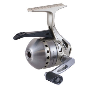 Zebco 33 Micro Gold Triggerspin Reel, Clam Pack