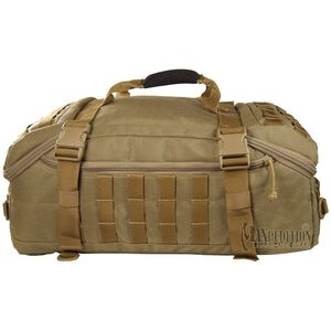 "Maxpedition Hard Use Gear Fliegerduffel Adventure Bag 14""x9""x22"" Khaki 0613K"