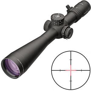 Leupold Mark 5HD 3.6-18x44mm Rifle Scope Illuminated TMR Reticle 35mm Tube 0.1 Mil Adjustment Front Focal Plane Side Parallax Adjustment Matte Black Finish