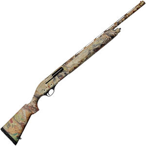 "Charles Daly 600 20 Gauge Semi Auto Shotgun 22"" Barrel 3"" Chamber 5 Rounds Synthetic Stock RT APG Camo"