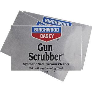 Birchwood Casey Gun Scrubber Firearm Cleaner Take-Alongs 12 Pack