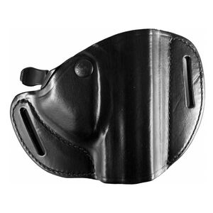 Bianchi Carrylok Auto Retention Leather Holster Black