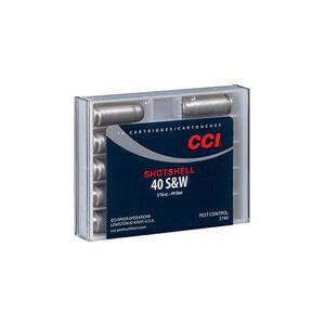 CCI Shotshell .40 S&W Ammunition 200 Rounds #9 Shot