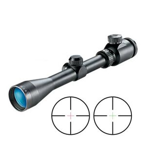 Tasco World Class Riflescope 3-9x40mm Illuminated Reticle 1/4 MOA Black Matte
