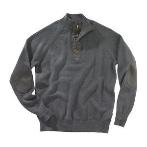 Beretta Men's Classic Buttons Sweater Size Small Wool Blend Forest Night Green