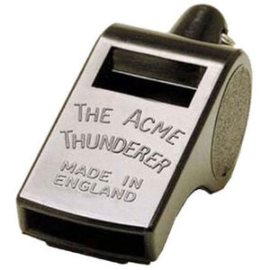 Acme Whistles Thunderer no 560, Black