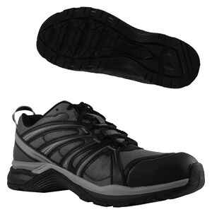 Altama Aboottabad Trail Low Height Men's Boot Size 8.5 Regular Gray