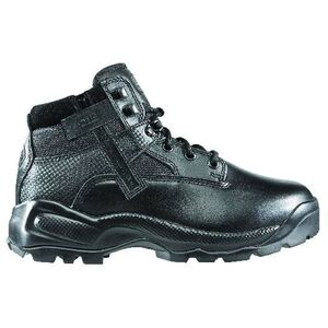 "5.11 Tactical A.T.A.C 6"" Side Zip Boot 9.5 Wide Black 12018"