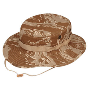 Tru-Spec Military Boonie Hat 100% Cotton Rip-Stop