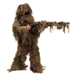 Red Rock Outdoor Gear 5 Piece Youth Large Ghillie Suit Desert