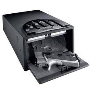 "GunVault Standard Mini Vault Safe 12""x8""x5"" Black"