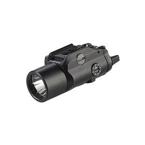 Streamlight TLR-VIR II Visible Light with Infrared Light and Laser, 300 Lumens, Aluminum, Black Finish