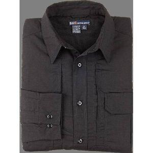 5.11 Tactical Women's Taclite Pro Long Sleeve Shirt XL Dark Navy 62070724XL